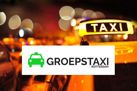 Groepstaxi Rotterdam voor uw Groepsvervoer regio Rotterdam en randgebieden. Bestel uw taxibus nu!